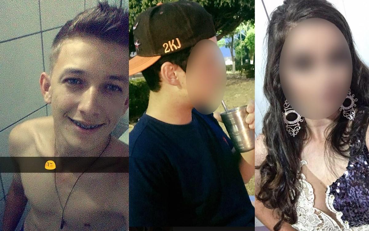 Dois adolescentes e um jovem morrem após serem arremessados de caminhonete que capotou em MT