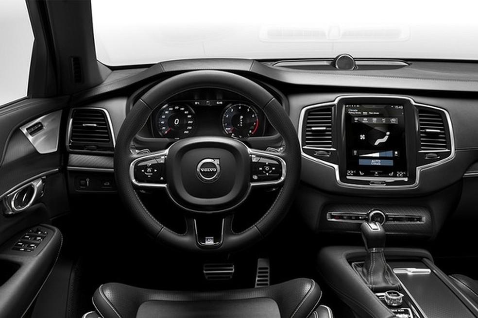 Teste Sueco Volvo Xc90 R Design, New Volvo Xc90 2019 Car Seat