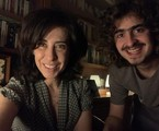 Fernanda Torres e Joaquim Torres | Divulgação