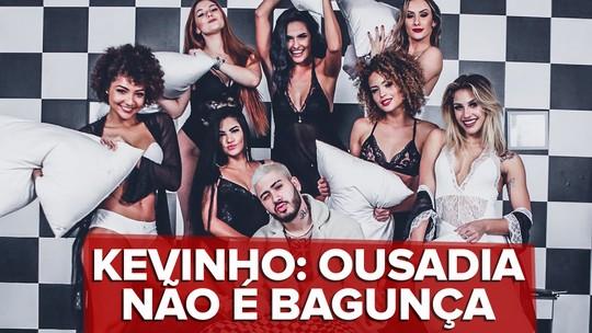 Kevinho vai cantar no Rock in Rio 2019 em homenagem a MC Sapão