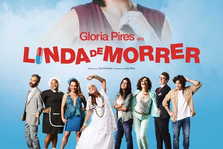 notícia Linda de Morrer