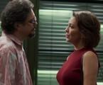 Na segunda-feira (28), Mario (Lucio Mauro Filho) avisará a Nana (Fabiula Nascimento) que fará um teste de DNA para confirmar a paternidade do filho que ela espera | TV Globo