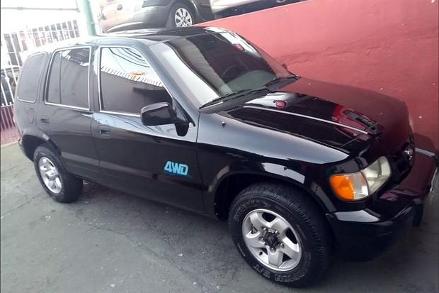 Kia Sportage 2000 (Foto: Reprodução Mercado Livre)