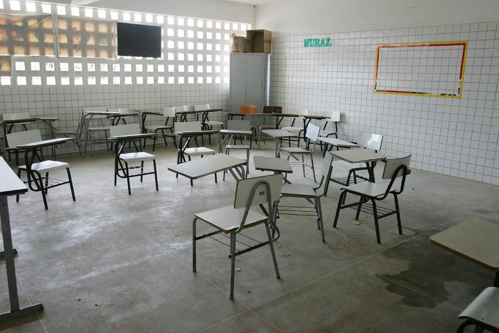 Prefeitura de Natal autorizou retorno imediato das aulas presenciais na rede privada — Foto: SVM