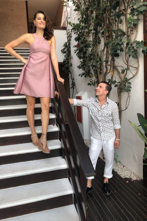 Isabeli e DI Ferrero (Foto: Reprodução Instagram)
