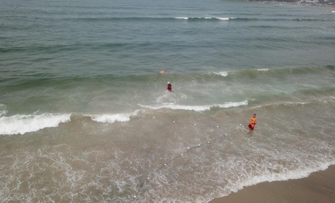 Jovem desaparece no mar em Guaratuba, diz Corpo de Bombeiros - Notícias - Plantão Diário