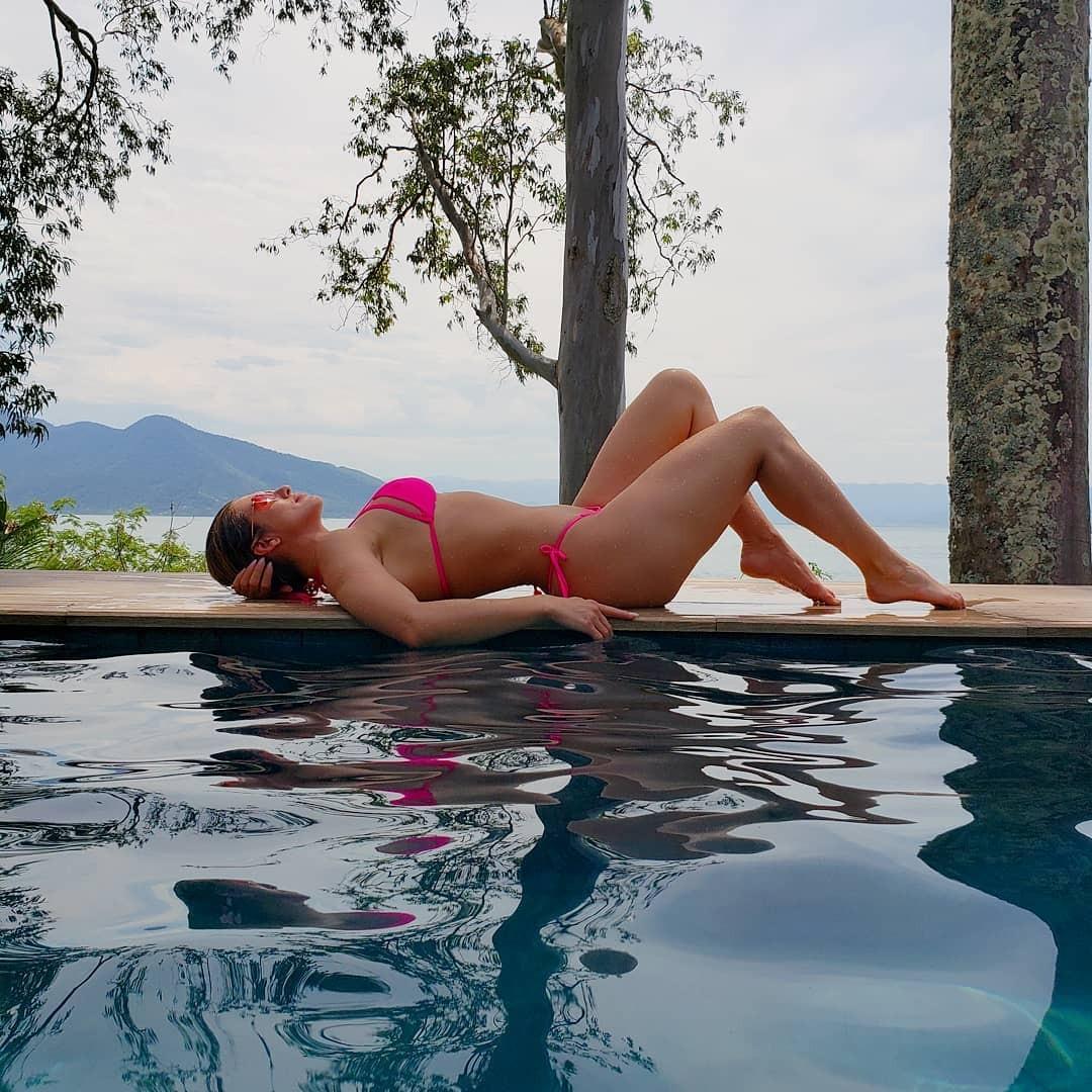Livia Andrade no Instagram (Foto: Reprodução/Instagram)