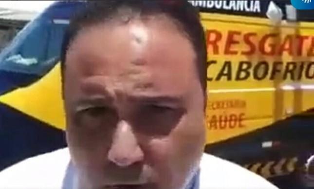 O enfermeiro cabo-friense Anthony Ferrari Penza, que se passava por médico e receitava Cloroquina, morreu de Covid-19