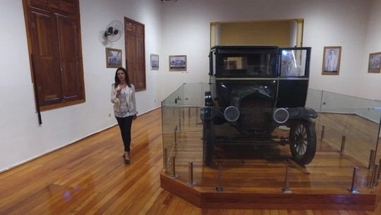 Conheça a aventura que virou museu em Bariri, em São Paulo