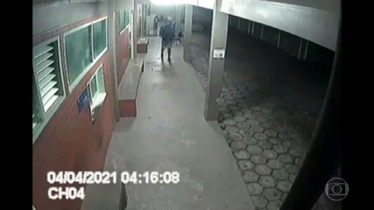 A polícia do Rio investiga o furto de 50 doses da Coronavac de um posto de saúde
