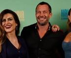 Cleo, Malvino Salvador e Mariana Ximenes estão no elenco de 'Haja coração' | Ellen Soares/ Gshow