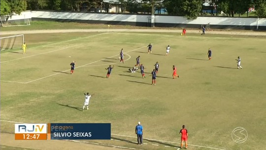 Confira os gols da vitória emocionante que deu o título do 1º turno ao Pérolas