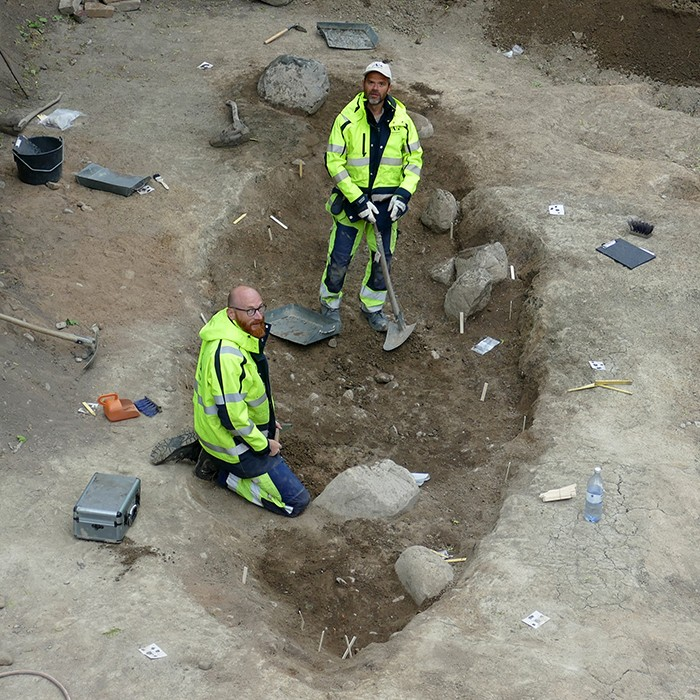 (Foto: The Archaeologists/State History Museums)