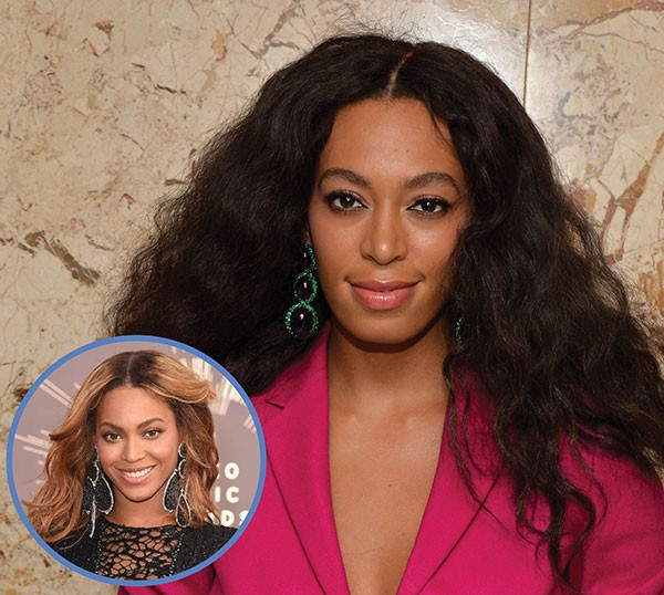 Solange Knowles e Beyoncé (Foto: Getty Images)