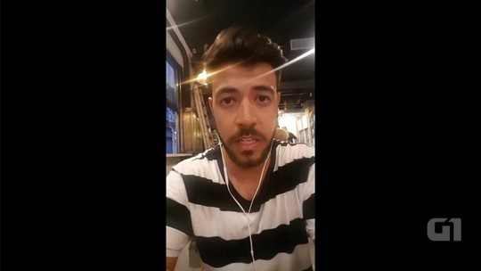 Brasileiro relata ruas desertas em Barcelona após atentado: 'Todo mundo fugiu'