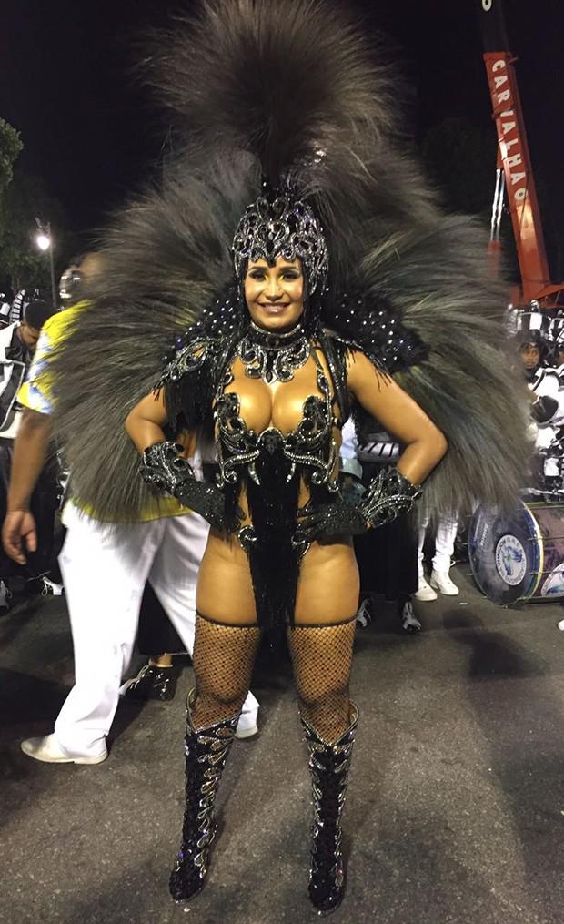 Shayenne Cesario (Foto: QUEM)