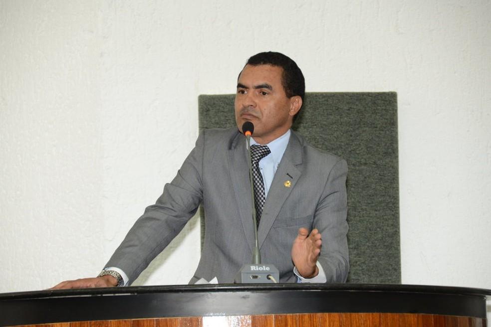 Wanderlei Barbosa foi eleito como vice-governador na Eleição Suplementar (Foto: Divulgação)