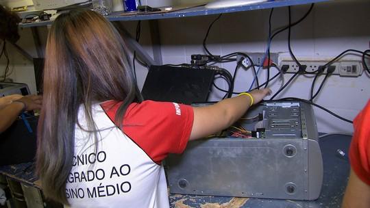 Conheça o projeto ReciclaETEC, em Marília