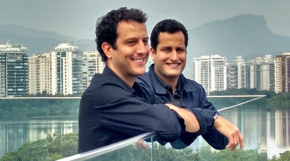 José Eduardo Mendes e João Ricardo Mendes, fundadores do Hotel Urbano e da startup Tilt (Foto: Divulgação)