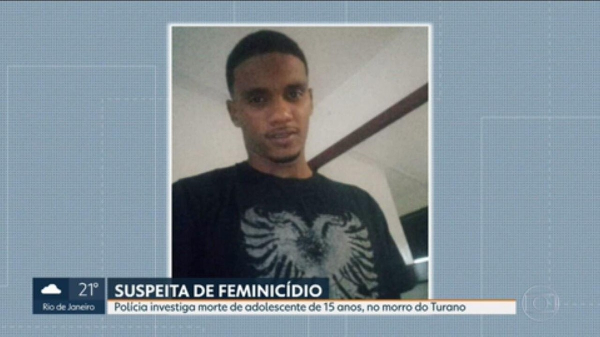 Polícia busca ex-namorado suspeito de matar adolescente de 15 anos no Morro do Turano, na Tijuca