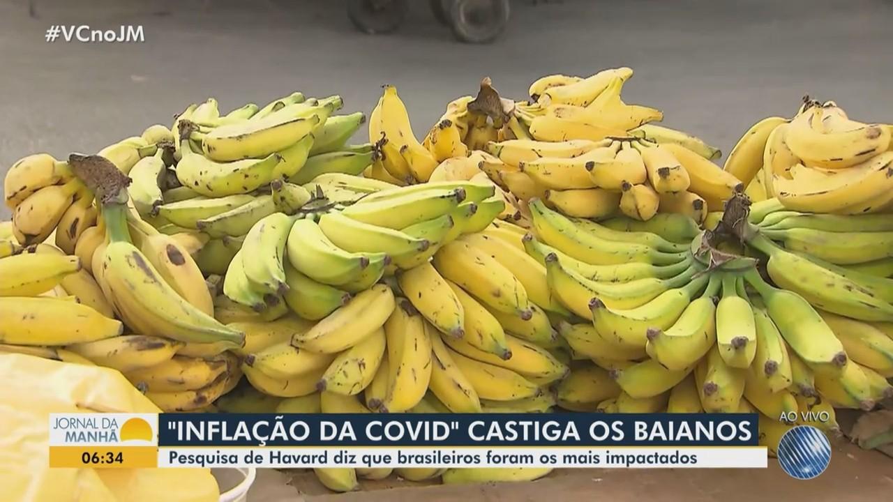 Pandemia causa aumento da inflação e compra de alimentos pesa no orçamento dos baianos