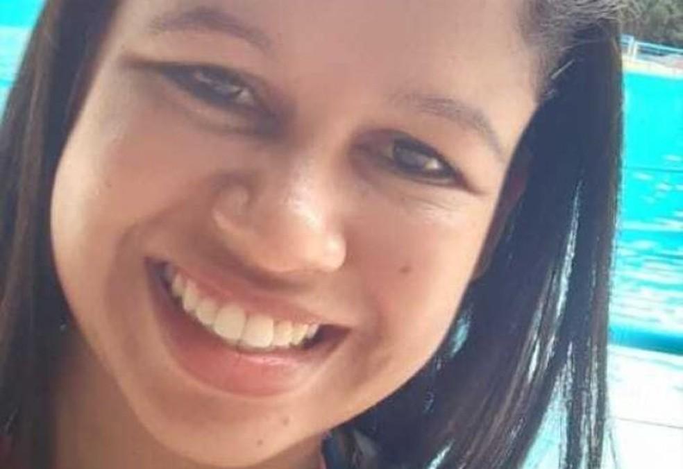 Aline Lima da Silva, de Garça, morreu com Covid-19 aos 27 anos — Foto: Prefeitura de Garça/Divulgação