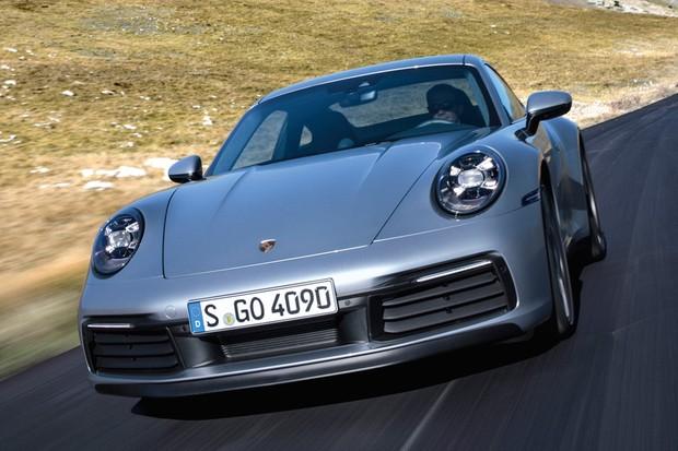 Nova geração do 911 é conhecida pelo nome código 992 (Foto: Divulgação)