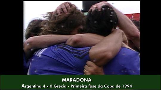 Top 10: relembre comemorações marcantes da história das Copas