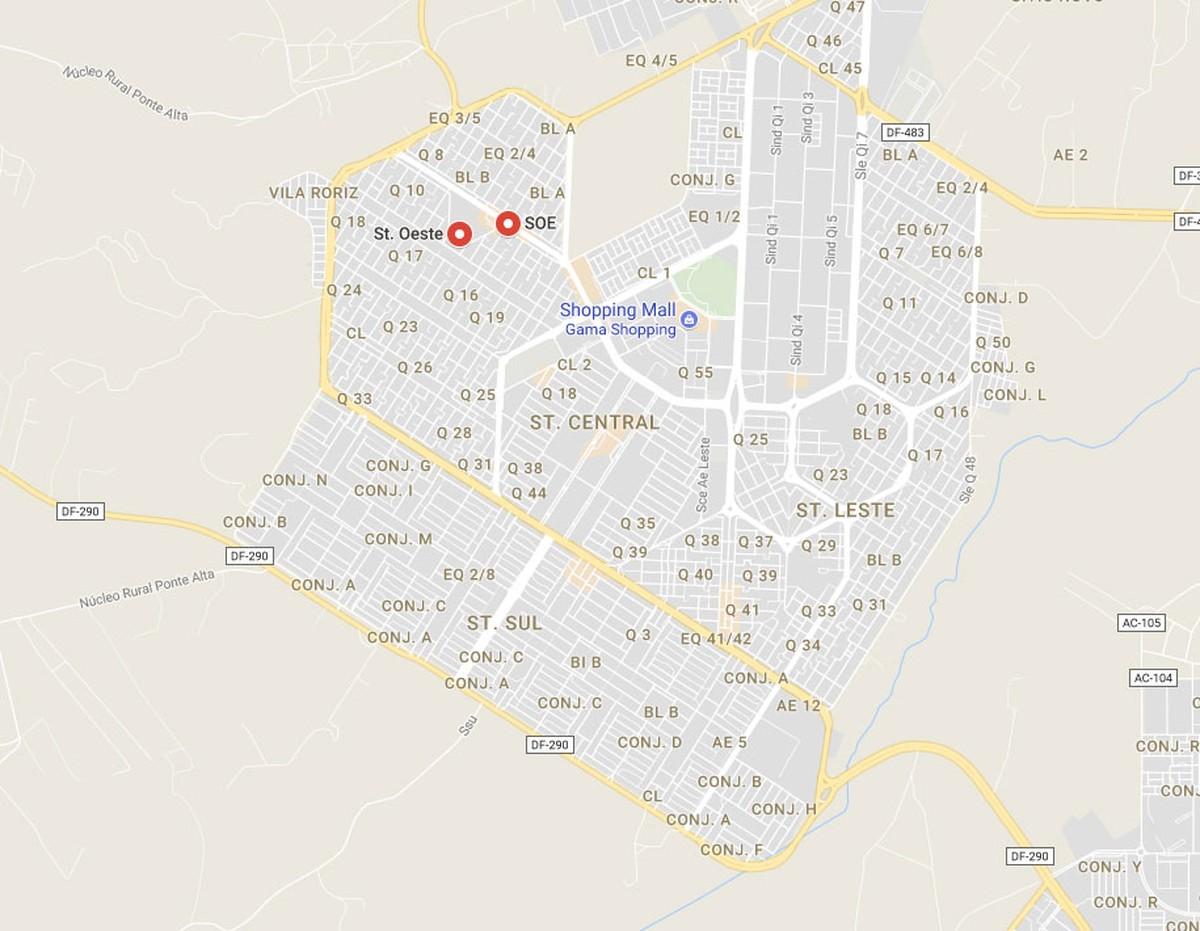 Ex-inquilino invade casa no DF e estupra adolescente, diz polícia