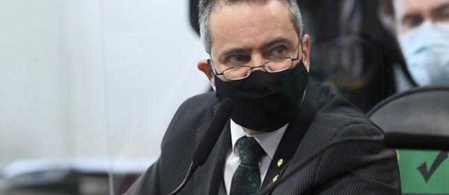 Ex-secretário-executivo do Ministério da Saúde, coronel Antônio Elcio Franco Filho.