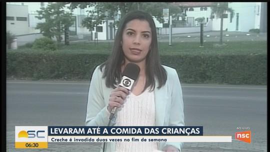Creche de São Joaquim é invadida duas vezes no final de semana e atendimento é suspenso