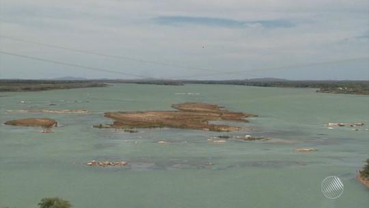 Barragem do Sobradinho tem menor vazão em 37 anos e opera com pouco mais de 4% da capacidade