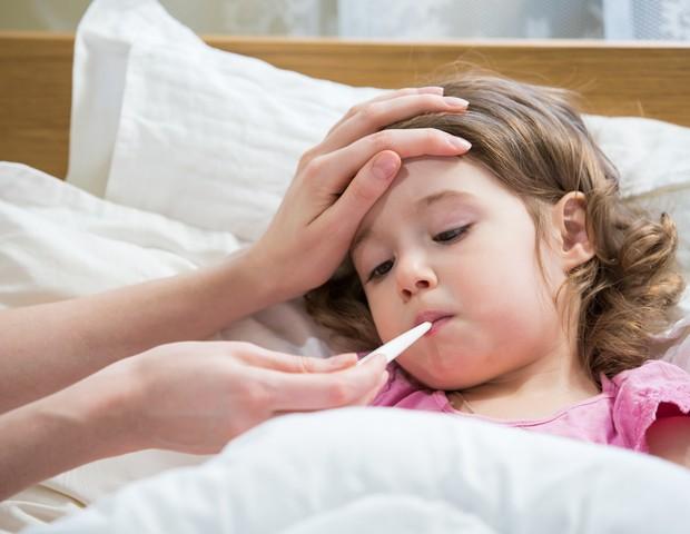 No verão, os cuidados redobrados são com as viroses (Foto: Thinkstock)