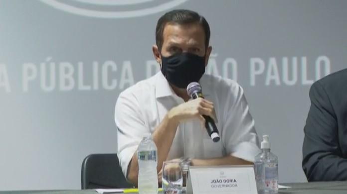 Doria se posiciona pela 1ª vez pelo impeachment de Bolsonaro | São Paulo |  G1