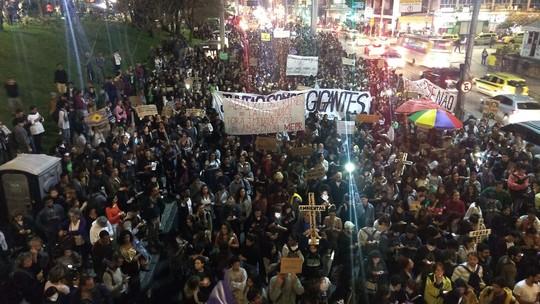 Foto: (Nicolás Satriano/G1)