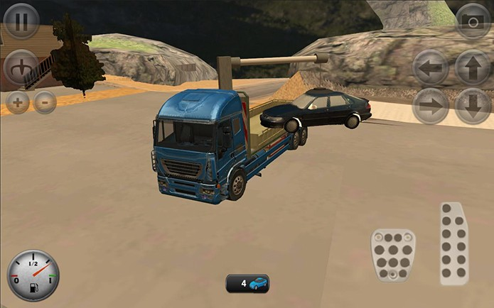 Truck Driver 3D (Foto: Divulgação)