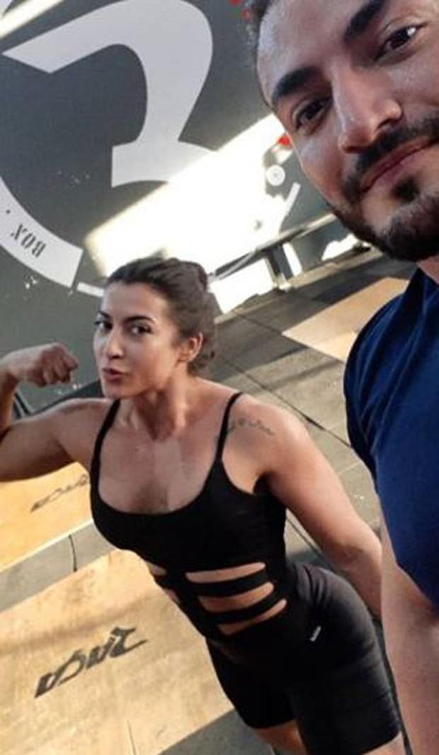 Priscila Pires e João Reis (Foto: Reprodução/Instagram)