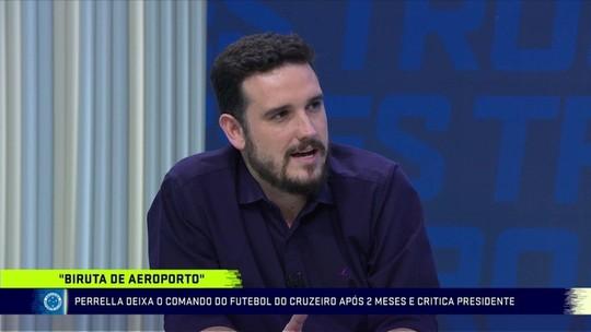 Raphael Rezende alerta para realidade do Cruzeiro para disputa da Série B