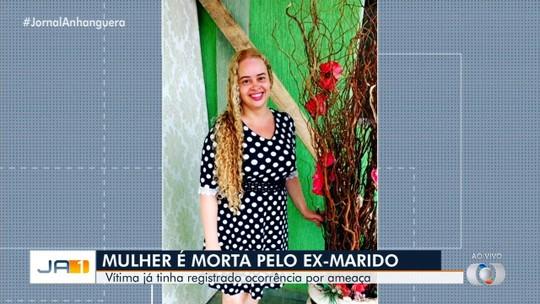 Caminhoneiro é suspeito de matar ex-mulher a tiros dentro de carro, em Rio Verde