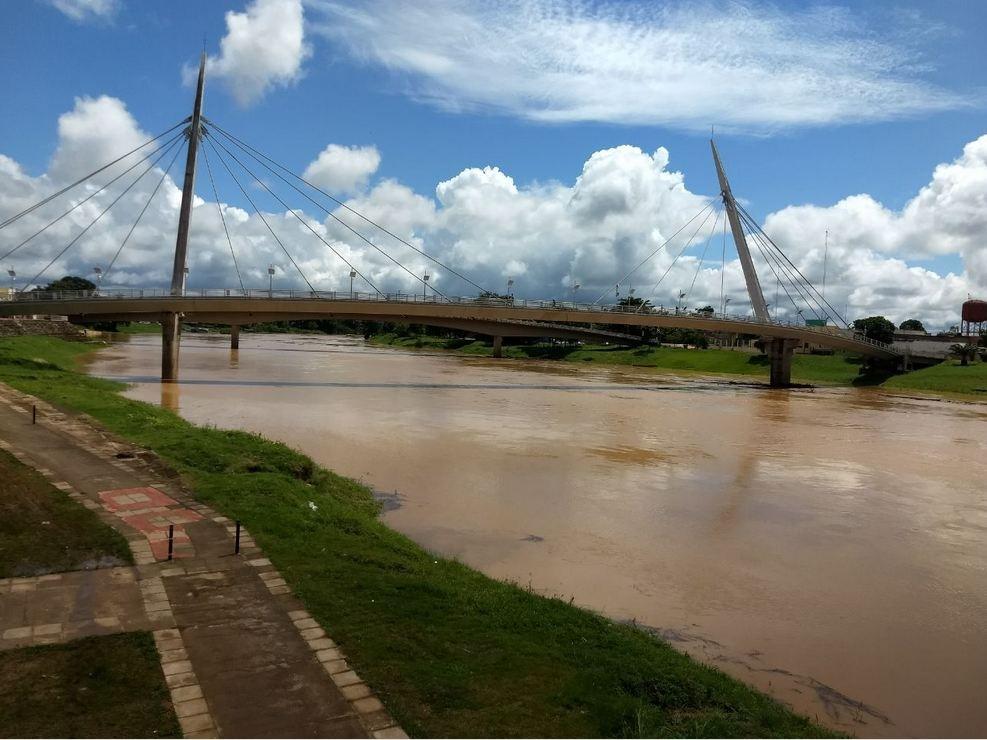 Rio Acre apresenta oscilação no nível e apesar de vazante deve voltar a subir, diz Defesa Civil