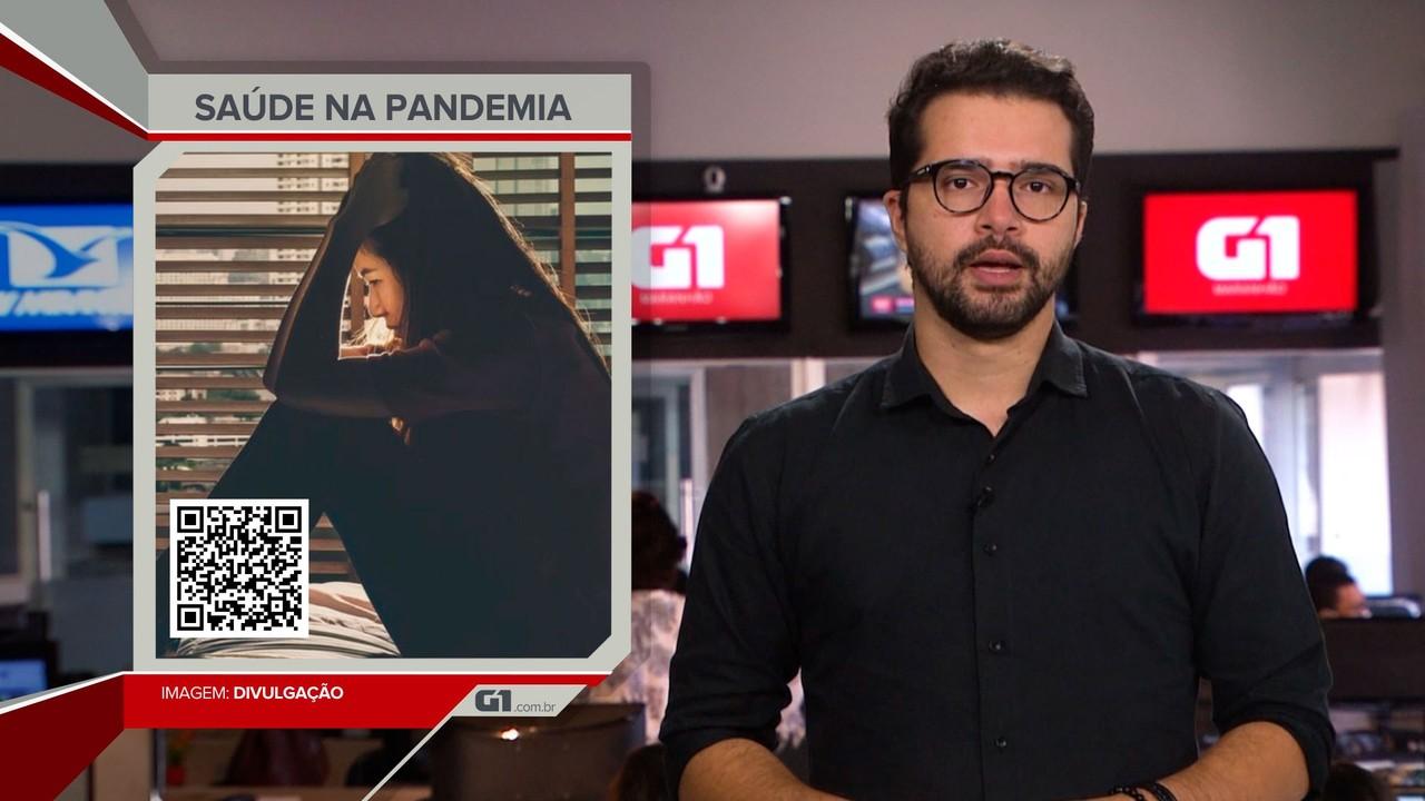G1 em 1 Minuto: Venda de antidepressivos cresceu 27% no Maranhão durante a pandemia