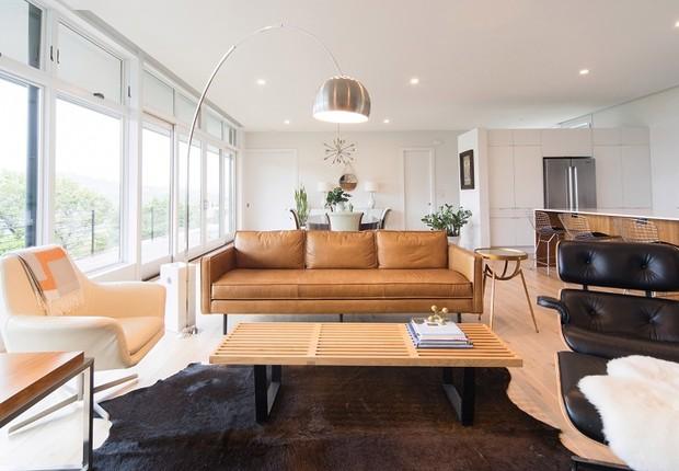 Casa nas colinas de Austin, que pode ser alugada pelo Airbnb (Foto: Divulgação)