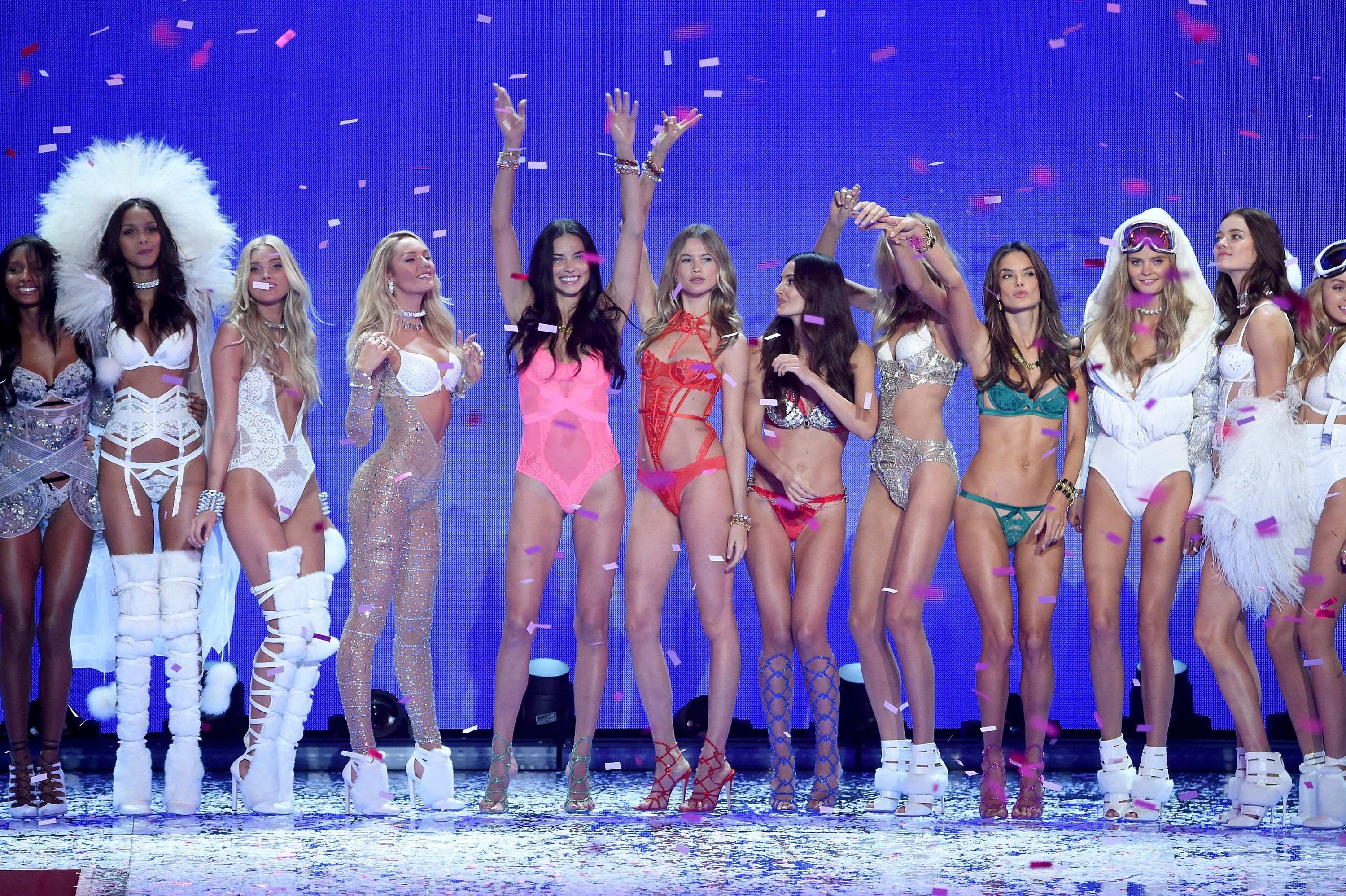 Victoria's Secret Fashion Show 2015 (Foto: Getty Images)