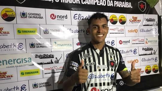 Foto: (Lucas Barros / GloboEsporte.com/pb)