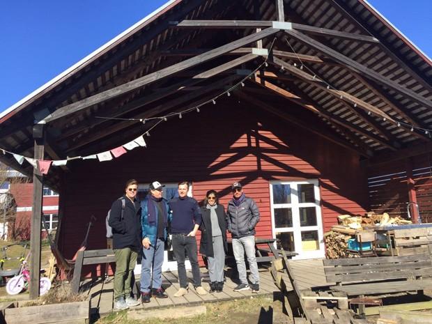 Descubra como é viver em Munksøgård, cohousing sustentável na Dinamarca  (Foto: Itamar Cechetto)