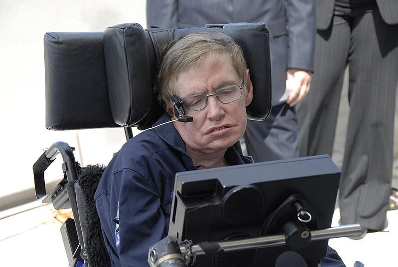 Stephen Hawking morreu em março de 2018 aos 76 anos (Foto: NASA/Kim Shiflett/Wikimedia Commons)