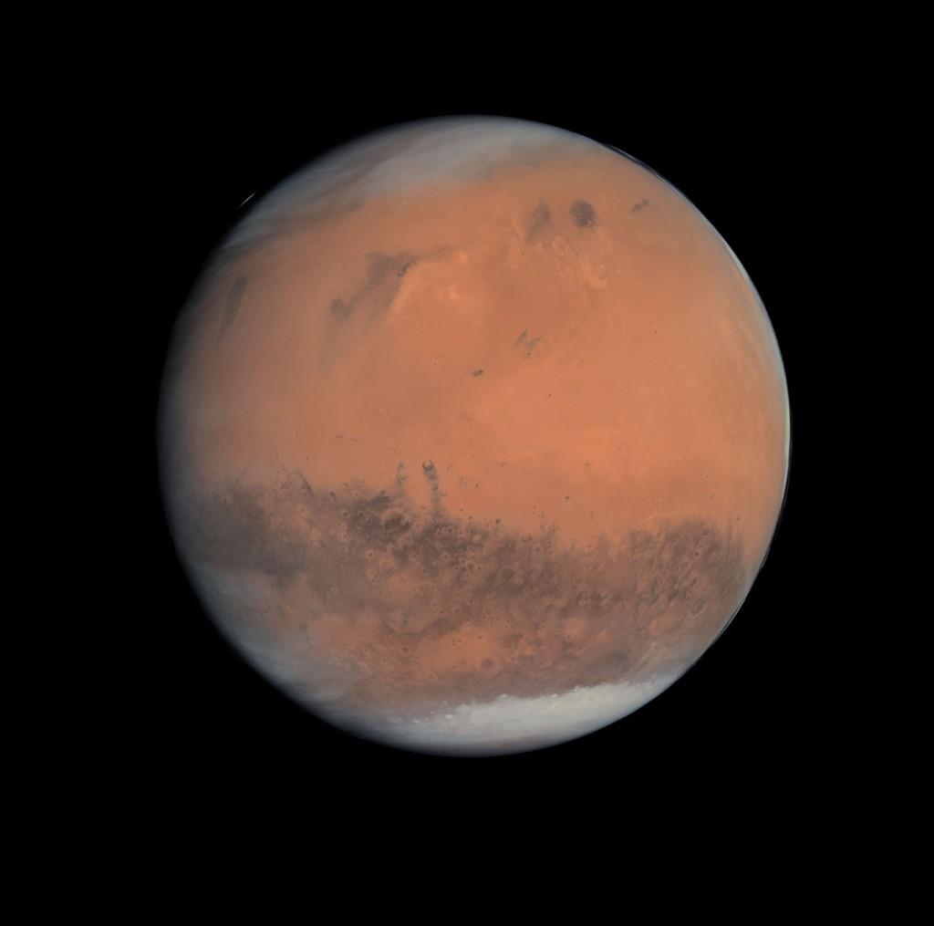 Marte (Foto: NASA/Michael Benson)