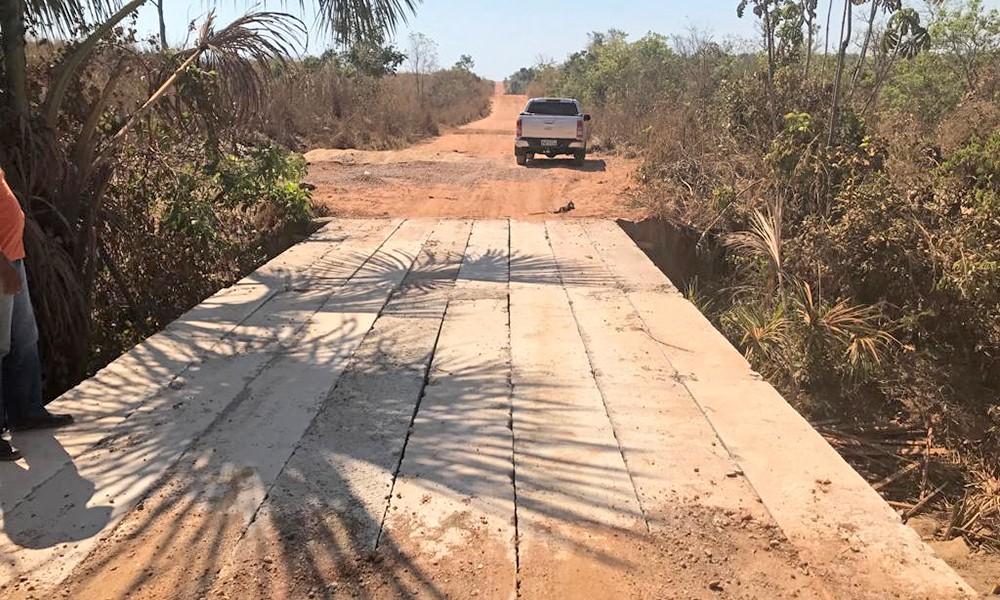 Rodovia é liberada após ponte de concreto entre Pindorama e Almas ficar pronta - Notícias - Plantão Diário
