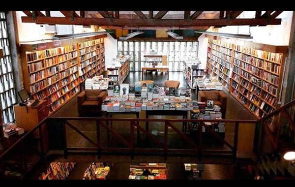 A livraria onde vai acontecer o evento (Foto: Reprodução / Instagram)