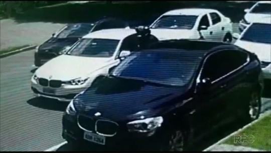 Vídeos mostram como agia quadrilha especializada em roubar relógios de luxo no Paraná, SP e RJ